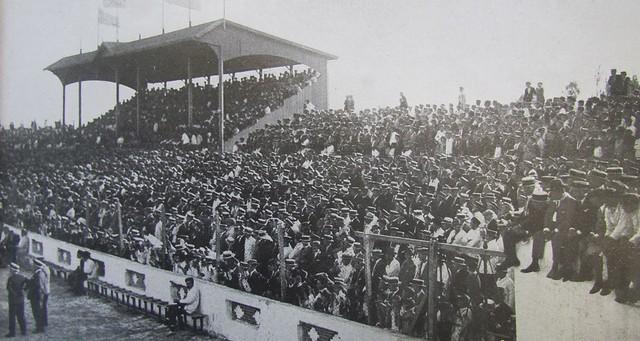 Aniversario de la inauguración del estadio de Sportivo Barracas