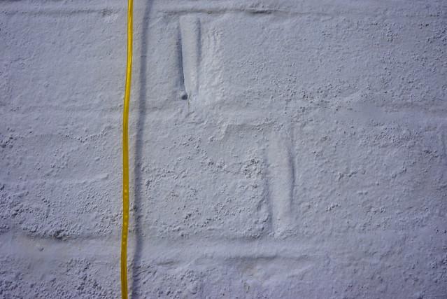 LDP 2015.06.11 - Yellow Laundry Line:White Wall