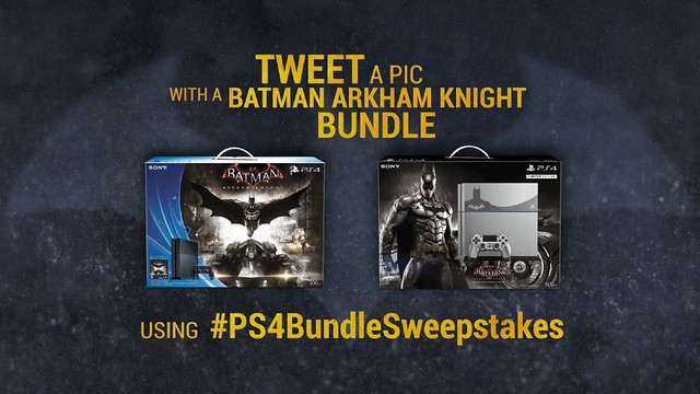 PS4 Bundle Sweepstakes