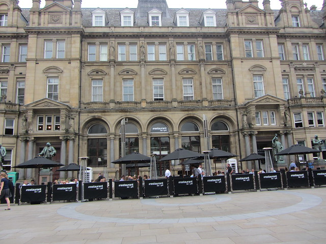 The old Post office Leeds
