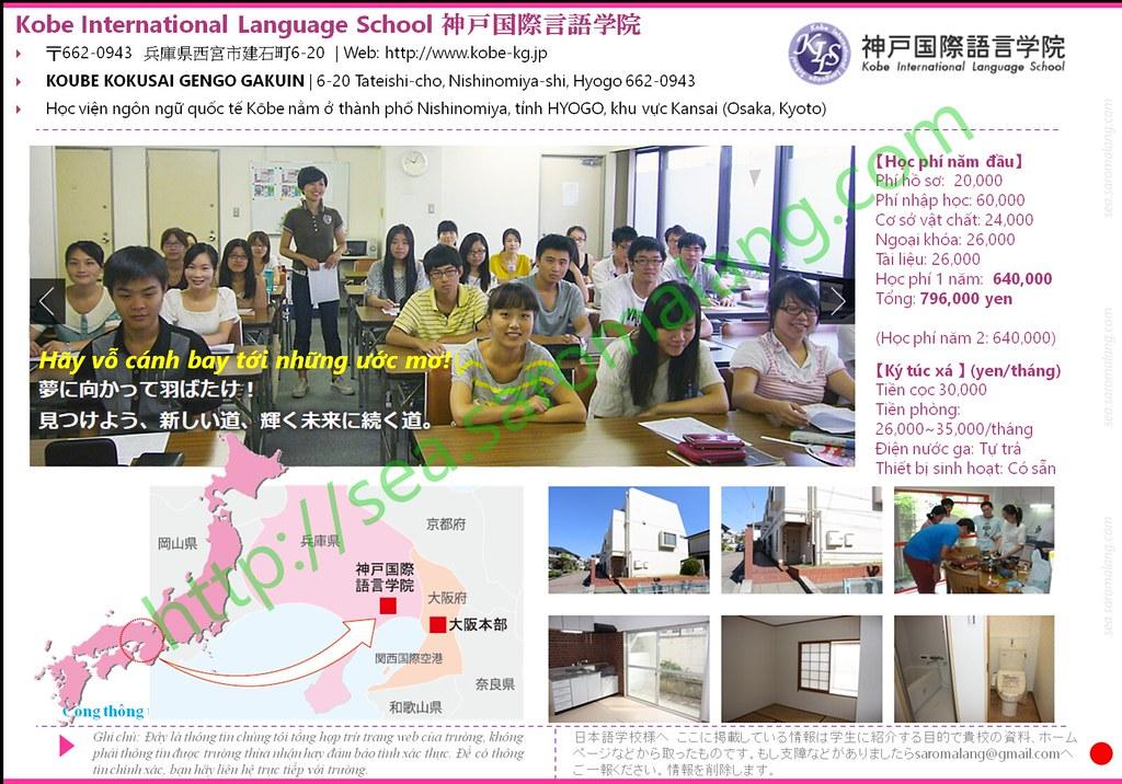 Học viện ngôn ngữ quốc tế Kōbe