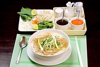 Hanoi Noodle soup beef