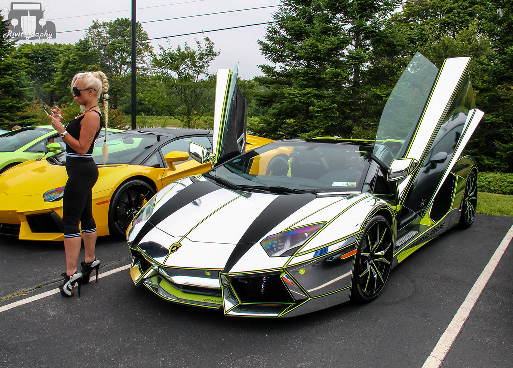 Team Salamone S 2014 Lamborghini Aventador Lp700 4 Roadste