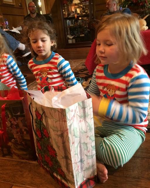 School Christmas Party's and Kiki's 201433