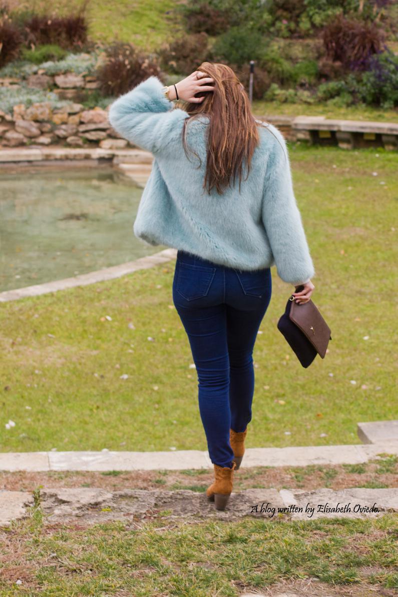 abrigo pelo zara look invernal barcelona outfit (7)