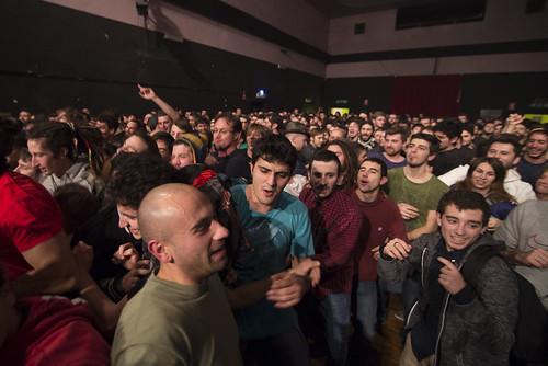 Punkreas LIVE @CAP10100 Torino