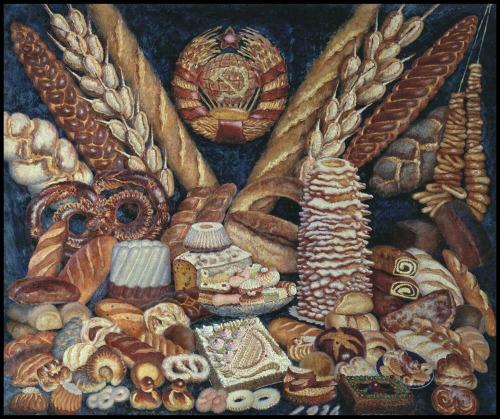 Soviet breads 1936