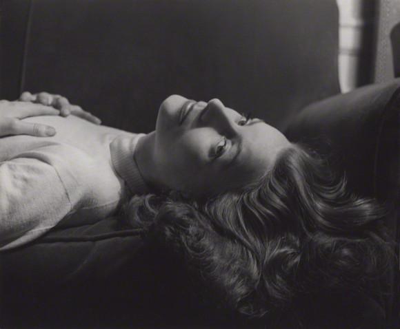 NPG x40124; Greta Garbo