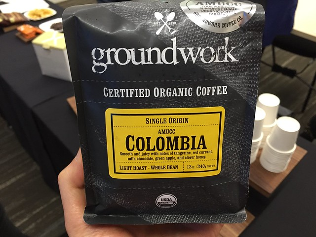 Groundwork Single Origin - Colombia
