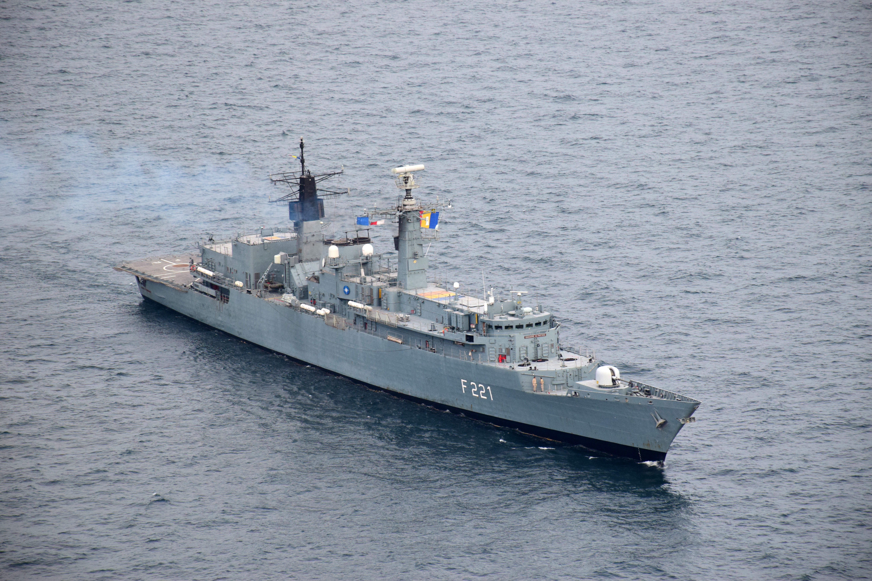 Romanian navy - Marine roumaine 33047882506_4255110d7c_o