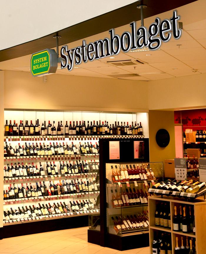 Systembolaget, Stockholm