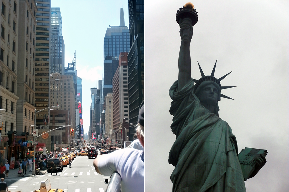 StatueOfLiberty-NYCstreet