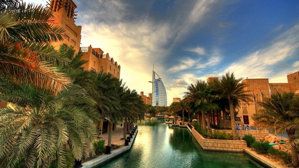 Dubai City Hd Wallpaper Uae Wallpapers Backgrounds