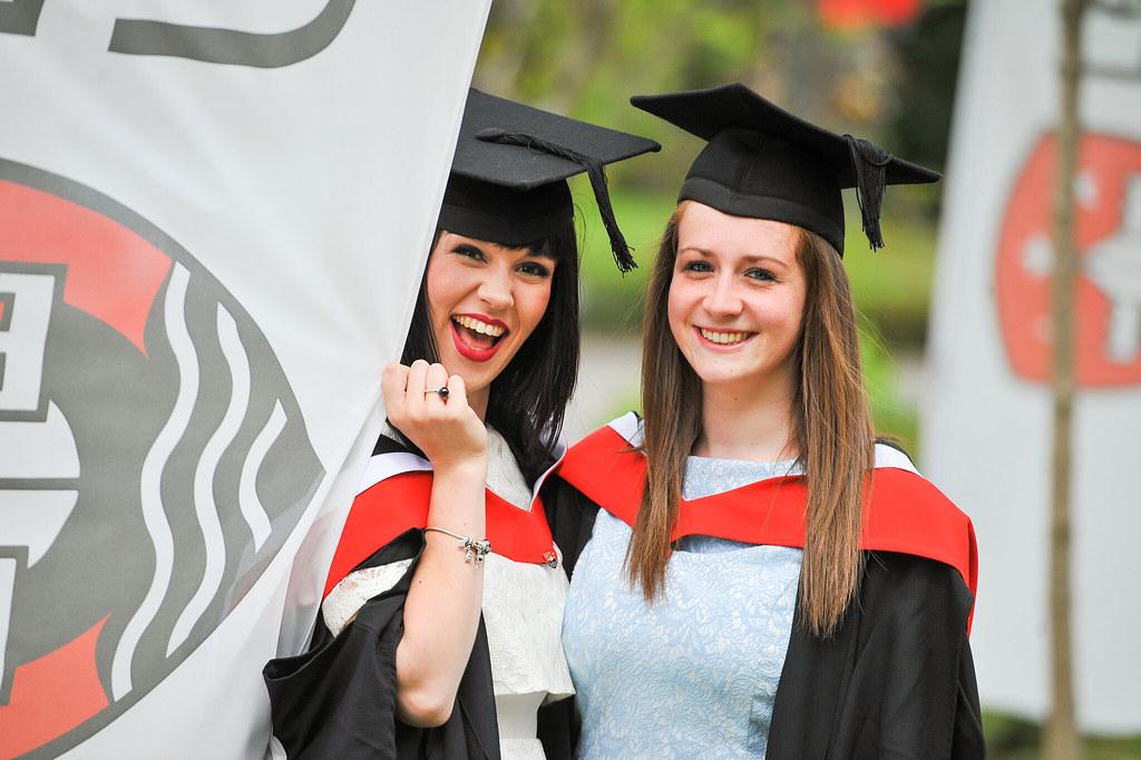 Graduation Leeds Trinity University Flickr