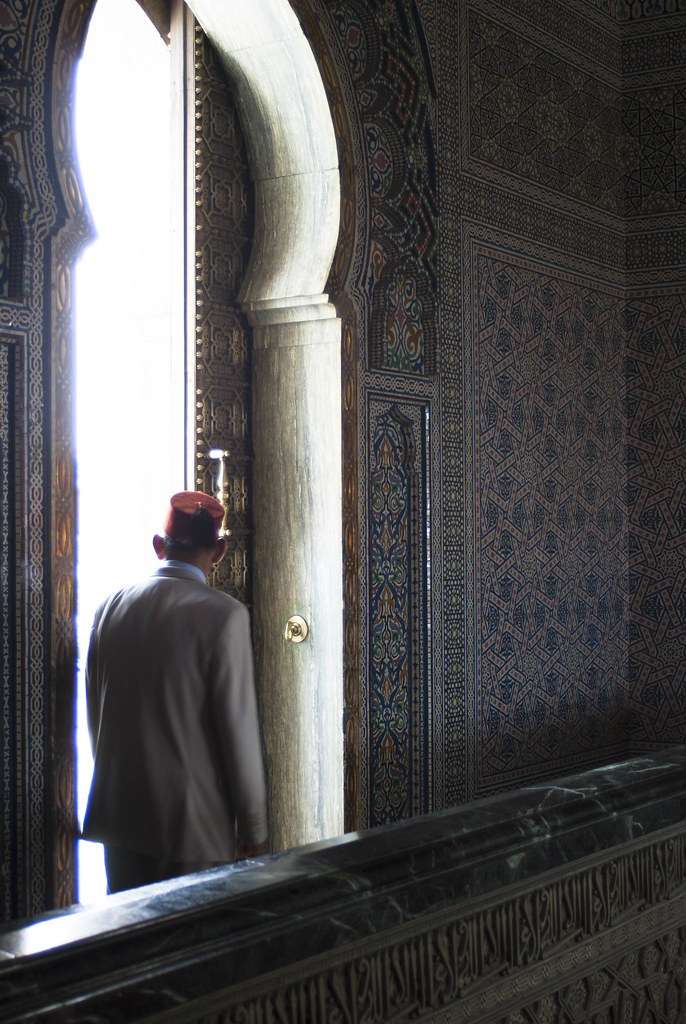 Mausoleo Hassan II