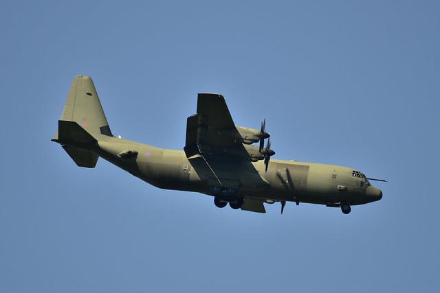 ZH875 Hercules C.4 (Ascot 348)