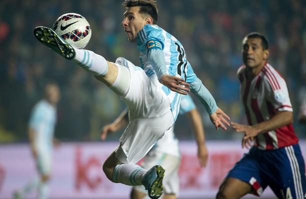 """Messi, """"con mucha ilusión y mucho anhelo de ganar la final"""""""