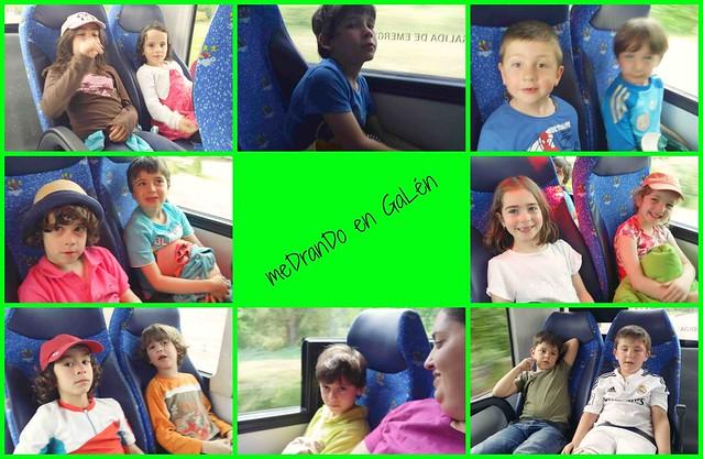 Garabullos 27 Bus volta