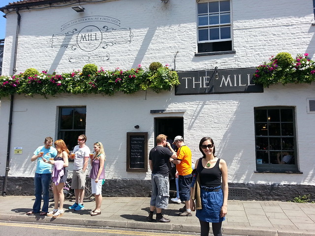 The Mill - Cambridge, UK