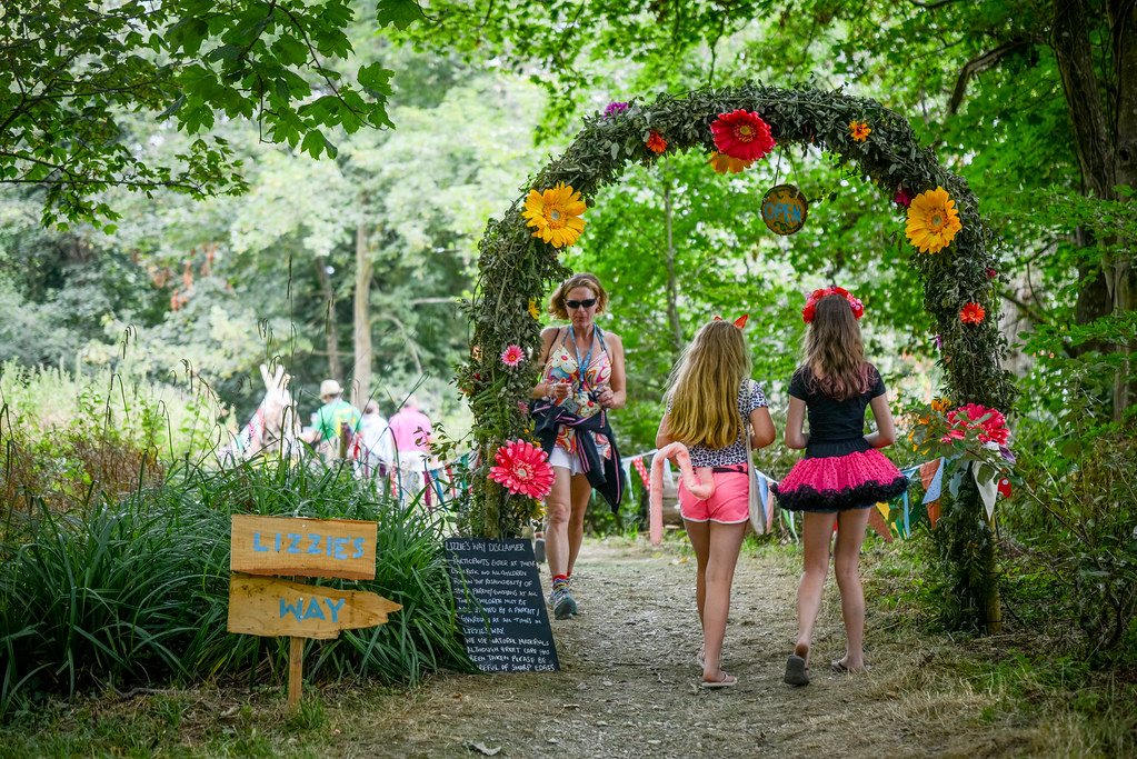 Follow Camp Bestival's Call Of The Wild