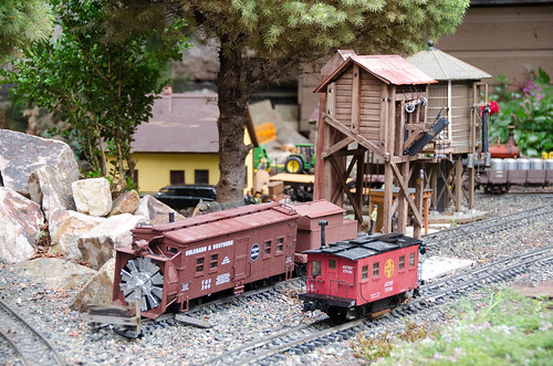 Layout #20: Cherokee Western Railroad | by Ben Shell
