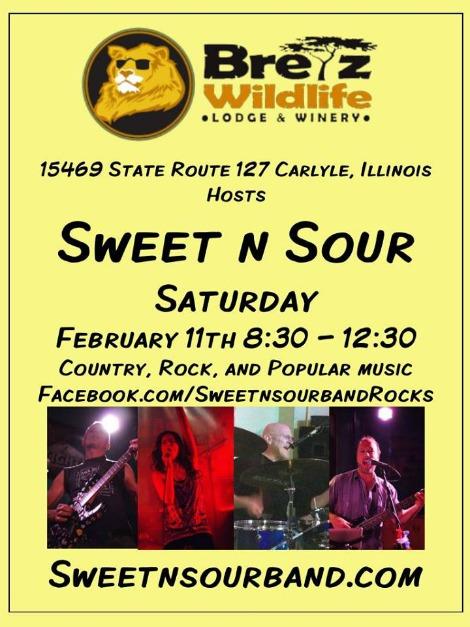 Sweet n Sour 2-11-17