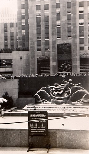 Rockefeller Center, 1941 (Maenza collection) | by an0nym0n0us