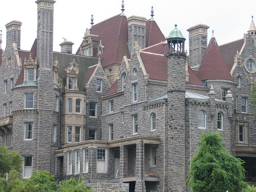 Boldt Castle Up Close This Is Boldt Castle Built By