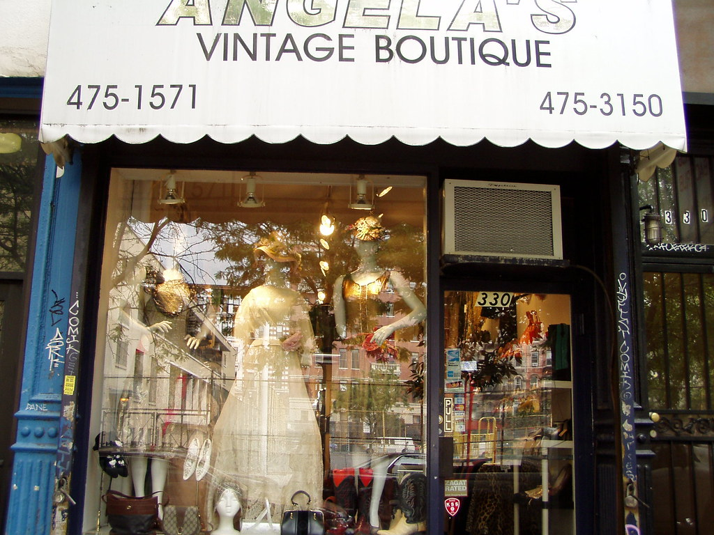 Vintage clothing stores nyc