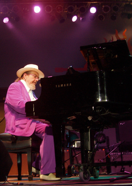Dr John, Municipal Auditorium, Shreveport / photo Lilly Daigle