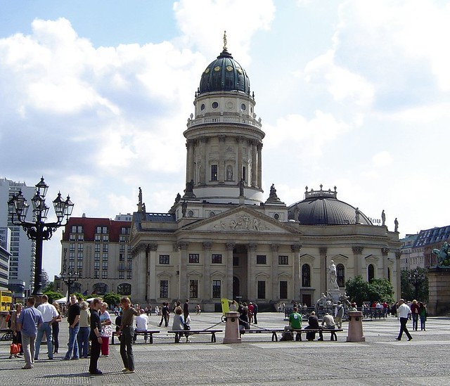 der deutsche dom am gendarmenmarkt berlin standort lo flickr. Black Bedroom Furniture Sets. Home Design Ideas