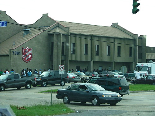 Salvation Army Family Services Food Bank Owen Sound On