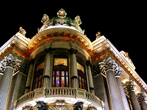 Teatro Municipal - Rotunda | by ¨ ♪ Claudio Lara ✔