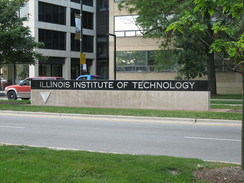 Illinois Institute of Technology | by Vincent Kan