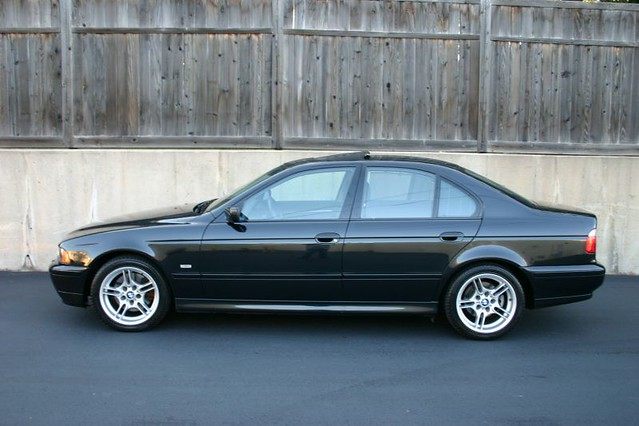2002 bmw 540i sport his new car lexinatrix flickr. Black Bedroom Furniture Sets. Home Design Ideas