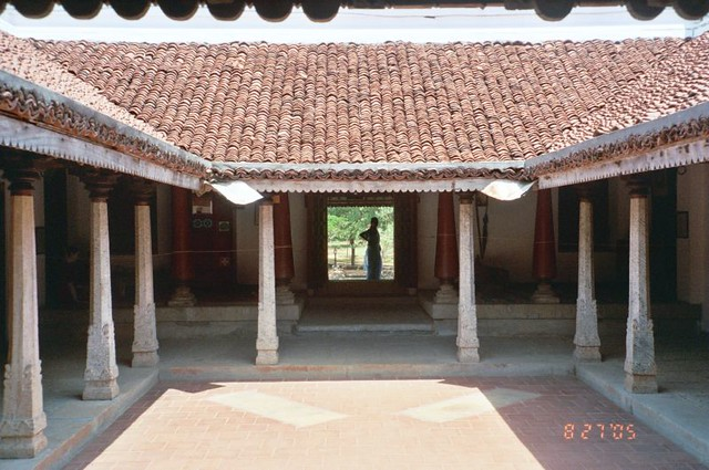 Traditional south indian home interior winterjohn flickr for Indian traditional house plans