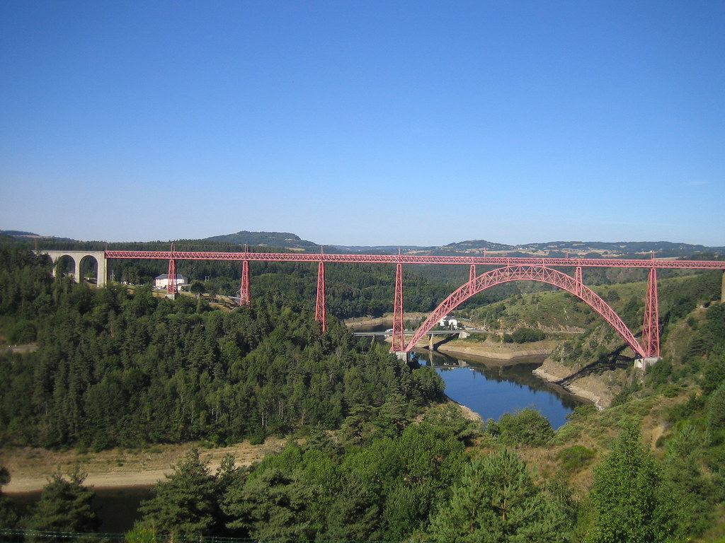 Image result for Viaduc de Garabit