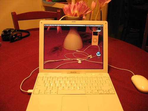 Transparent iBook | by Scott Hill