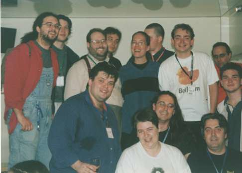 #perl photo at YAPC::Europe 19100 (London) | by gmccarroll