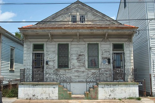 Double Shotgun House Faubourg Marigny A House At 2433