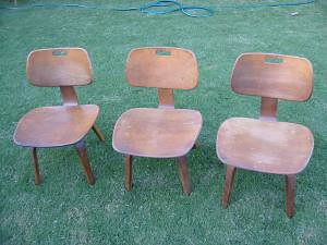 ... Thonet Eames Bentwood 50u0027s Mid Century Lounge Chairs   $80 (san Jose  West) |