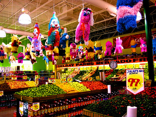 Pinatas and Produce | by Dave Gorman