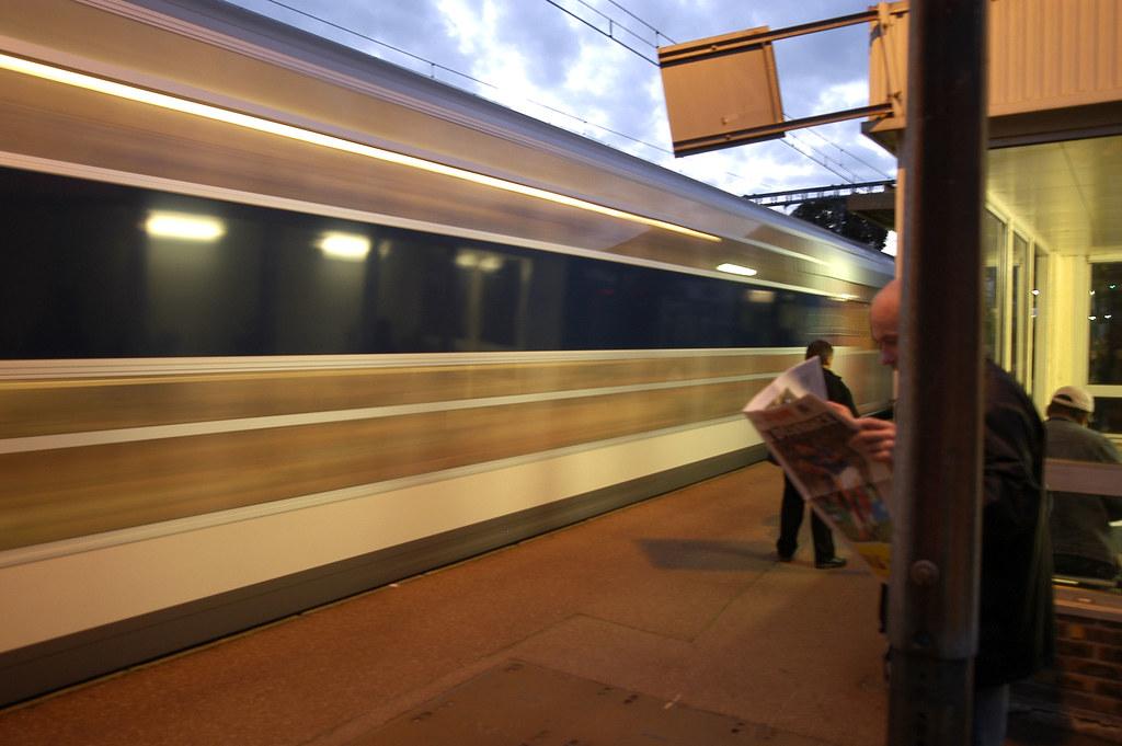 Quai de gare la gare est un endroit incoutournable pour for Exterieur quai gare de l est