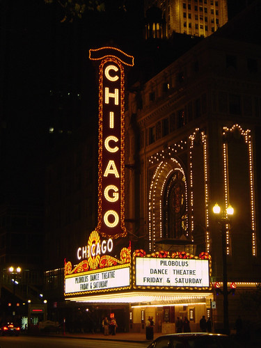 Chicago Theatre at Night | by chrismetcalfTV