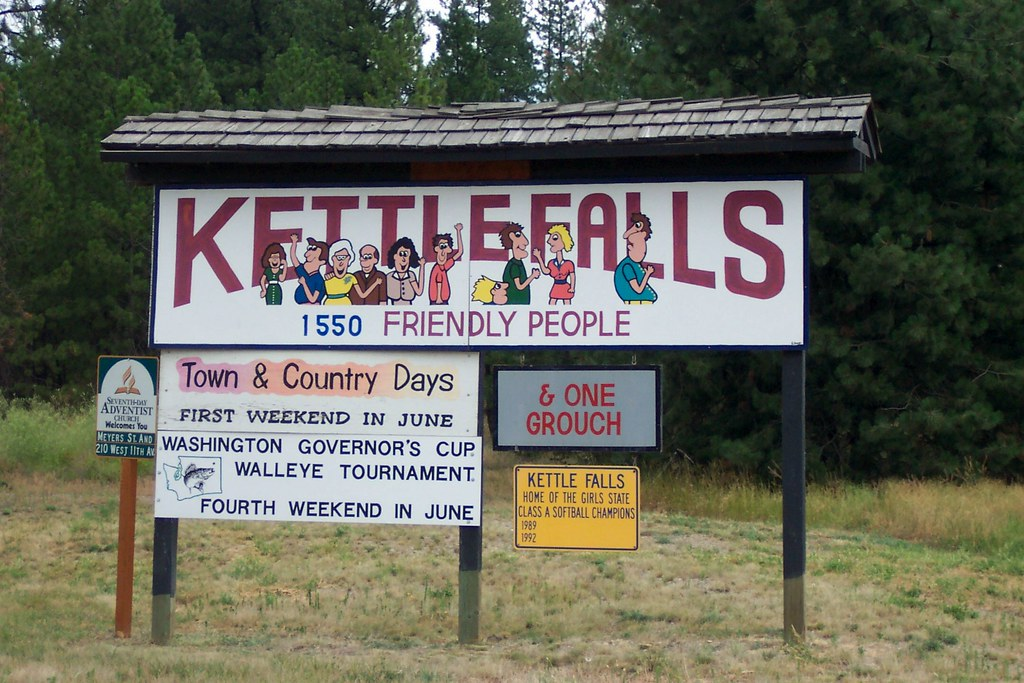 Singles in kettle falls wa NO HEADLINE, The Spokesman-Review