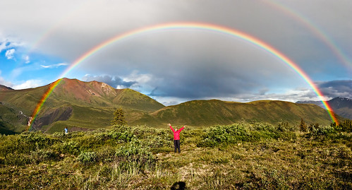 The Double Alaskan Rainbow | by Eric Rolph