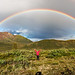 The Double Alaskan Rainbow