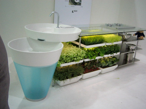 Eco friendly kitchen sink green kitchen sink youngster for Eco friendly kitchen products