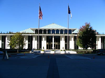 North Carolina Capitol Building Tours