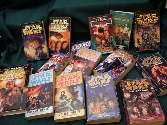 Image result for star wars books